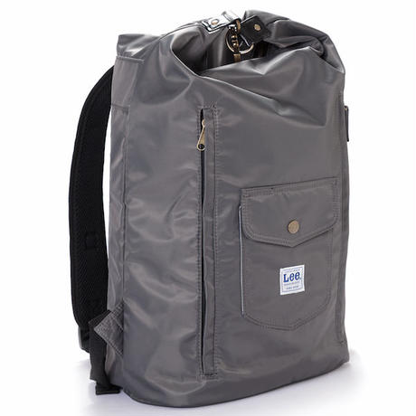 【Lee】BACKPACK(Grey)/リュックサック(グレー)