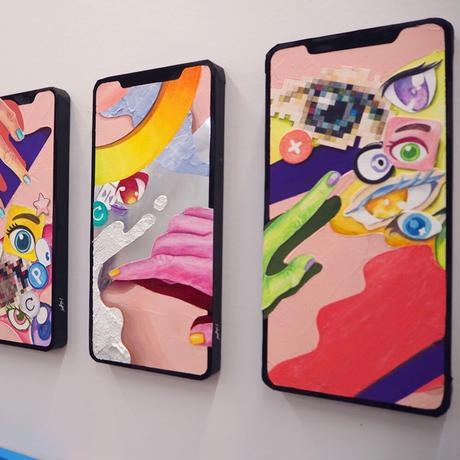 """SPUR"" series art"