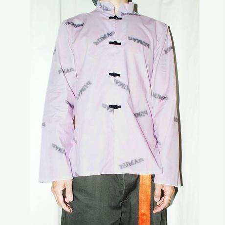 「hUMAn」MANDARIN Long sleeve SHIRT(MENS)