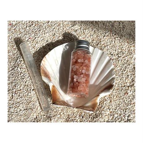 エレメントアロマバスソルト 全4種サンプルセット
