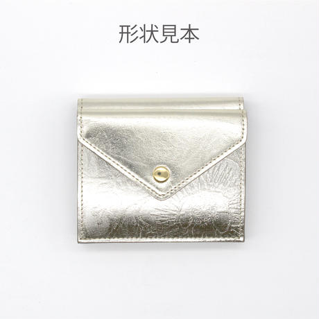 METALLO / MINI WALLET / PINK