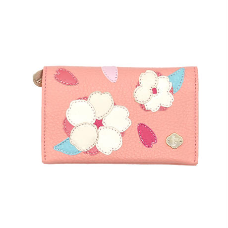 CHERRY BLOSSOMS / MICRO  WALLET