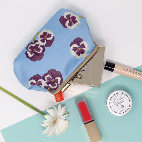 PANSY /  GAMA pouch