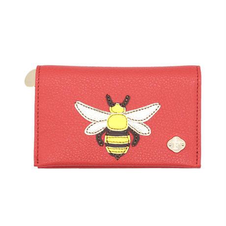 BEE / MICRO  WALLET  /orange
