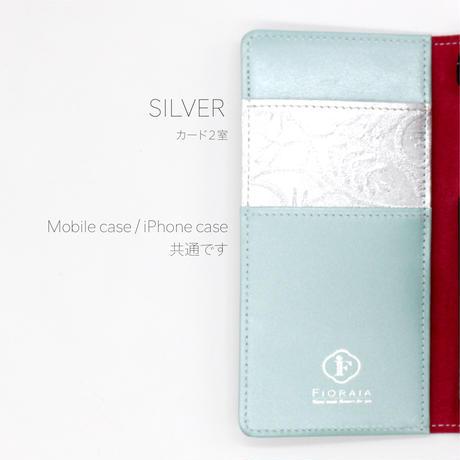 METALLO / Mobile Case / SILVER