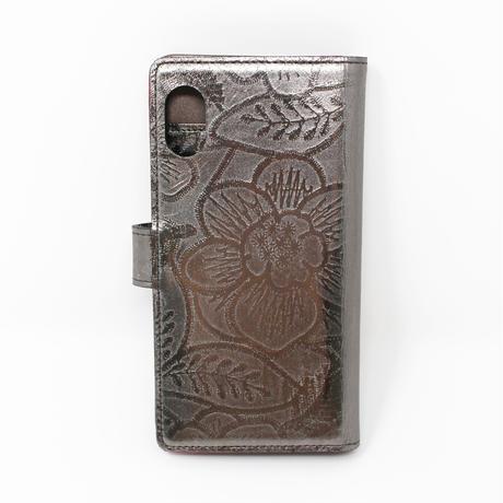 METALLO / iPhone X/XS  Case / GUNMETAL