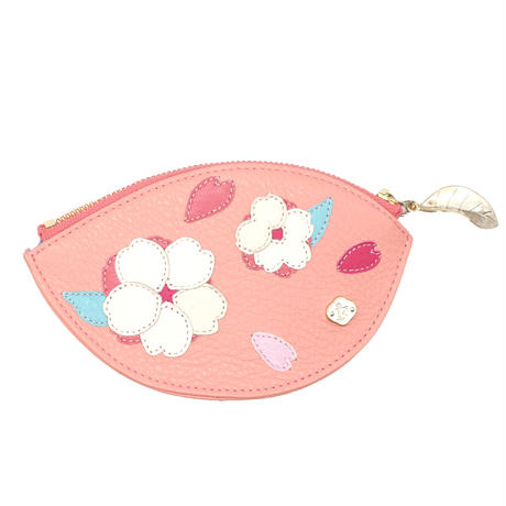 CHERRY BLOSSOMS / MULTI CASE  - key,pass & coin -