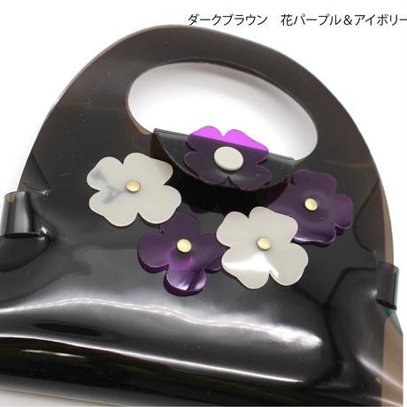 MASK CASE  //  BAG type   お花たくさん