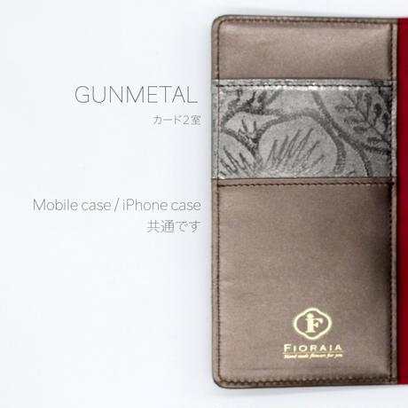 METALLO / Mobile Case / GUNMETAL