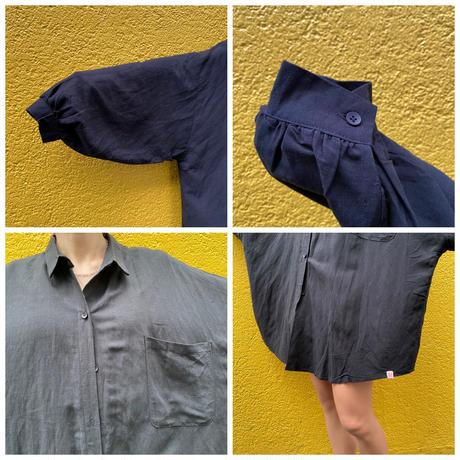 BIGBIGリネンシャツ