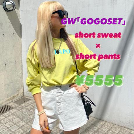 «5/8以降発送»GW「GOGOSET」#8030#6012