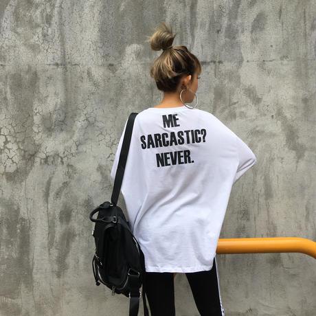 サラサラロンT「ANGRY」