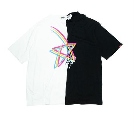 AYH RAINBOW STAR WIDE T-shirts
