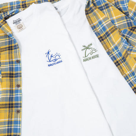 ORGANIC COTTON PARMTREE T-shirts