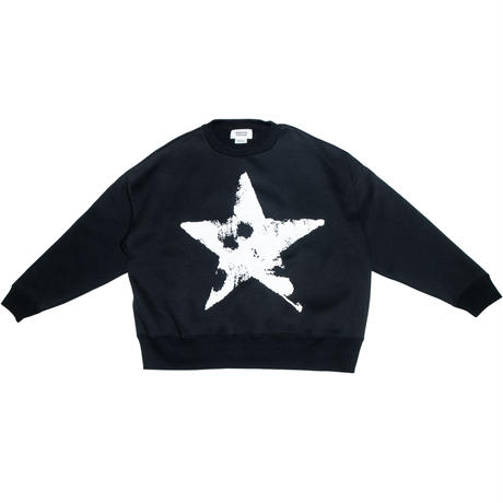 AYH STAR BIG CREW SWEAT