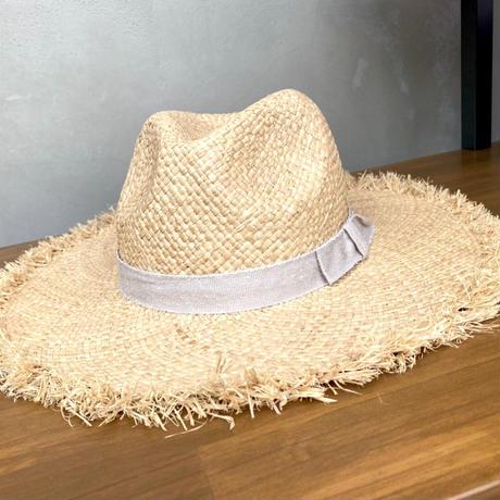 ROUGH LONG BRIM HAT