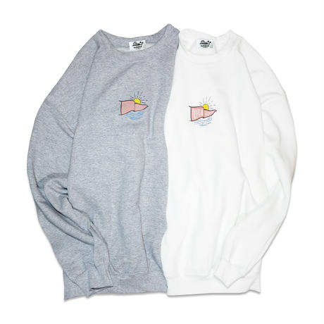 AYH SUNSET CREWNECK SWEAT