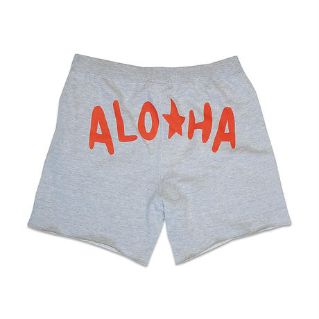 AYH ALOHA SWEAT SHORT PANTS