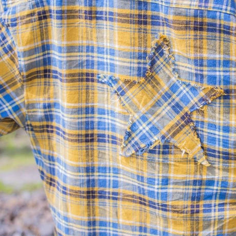 AYH STAR FLANNEL SHIRTS