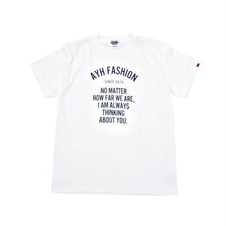 AYH TYPOGRAPH T-shirts