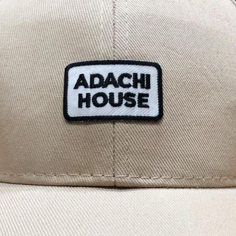SQUARE WAPPEN CAP
