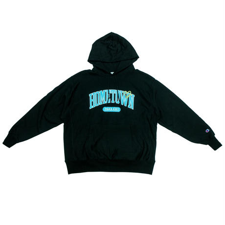 RESPECT TO HOME TOWN HOODIE