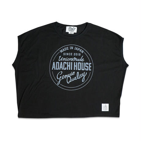 OLD SIGN SLEEVELESS WIDE T-shirts