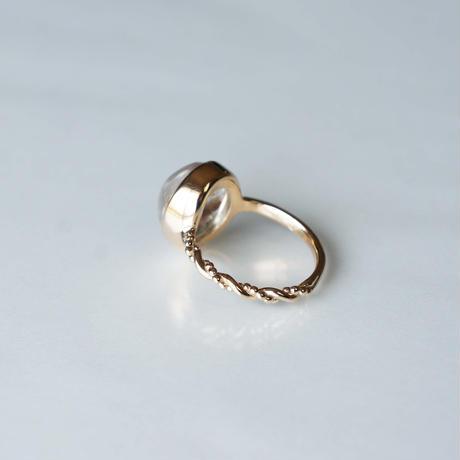 Garden Quartz Ring
