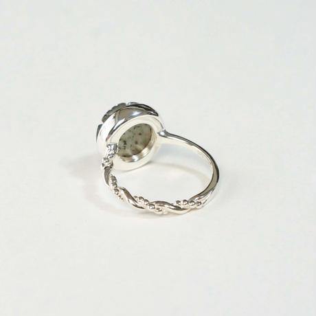 carving Labradorite  Ring