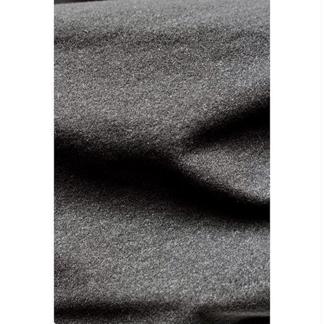 【ホワイト×ブラック】裏起毛カーディガン