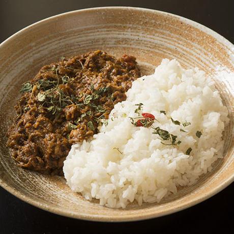 [冷凍] B. 鶏と生姜の煮込み薬膳カレー(2食分)