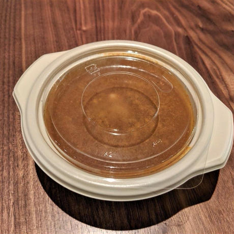 [冷凍] A. 薬膳スープで作ったチキンカレー(2食分)