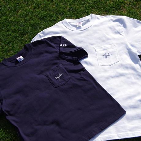 ポケット付きアザレア応援Tシャツ(紺)