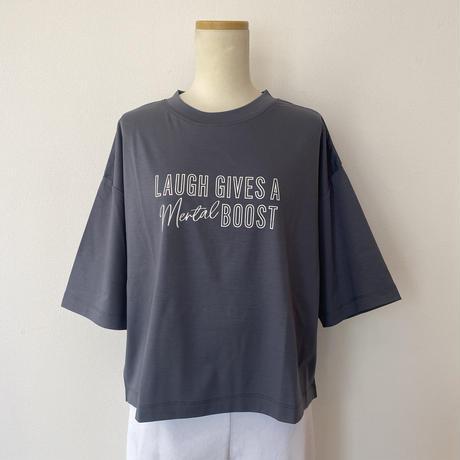 フロントプリントTシャツ