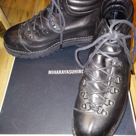MIHARAYASUHIRO 2011 secret sole trekking SHOE BOX付極上美品スペシャルプライス