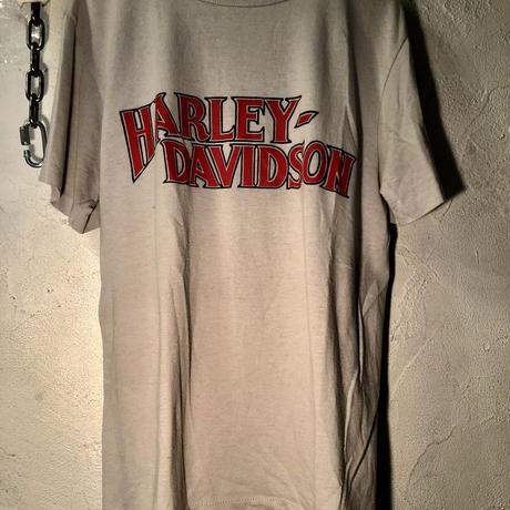 Harley Davidson 80,s レアCANADA製Tee