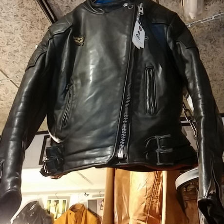 Lewis Leathers 70,sヴィンテージ 希少レディースG.T.MONZA