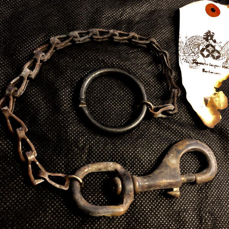 1940,s vintage U.S.A. IRON Keychain ハイグレードヴィンテージアイアンリング仕様 Vol.1