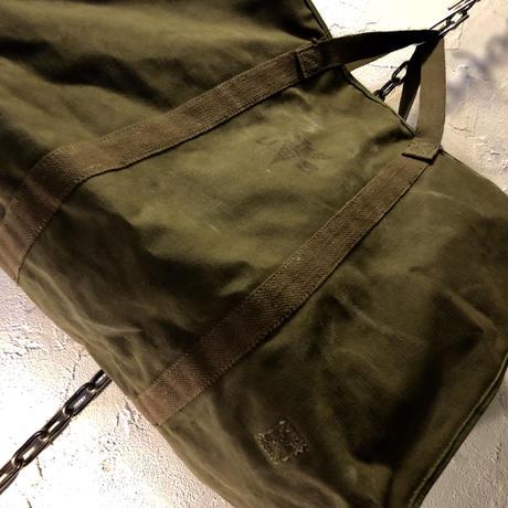 1940,s U.S.ARMY ラウンドジッパーHOSPITAL BAG