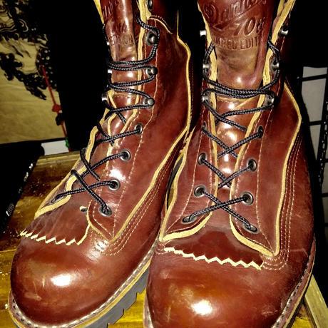 Danner 70周年記念モデルLogger Bootスペシャルプライス