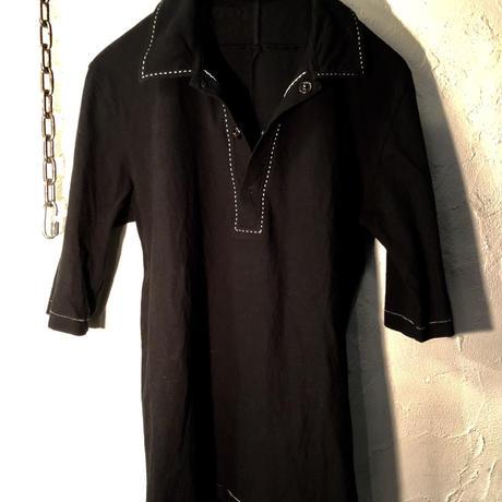 The Viridi-anne ロカビリーテイスト五分袖Shirt