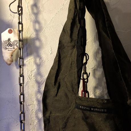 欧州オーストリア97年製 KOSTAS MURKUDISショルダーバッグデッドストックスペシャルプライス