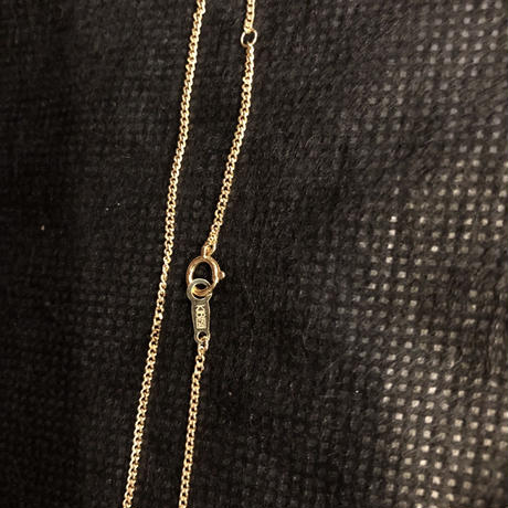 REBEL ROCK 18K GOLD 喜平Chain NECKLACE スペシャルプライスVol.1