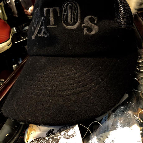 Mr.OLIVE オールドモデルBRIM LONG TRUCKER CAP美品