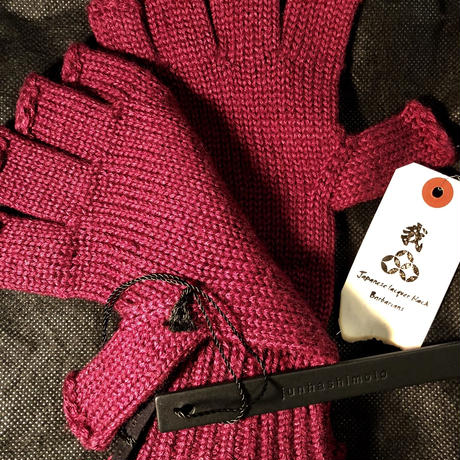 junhashimoto Half Finger Glove美品