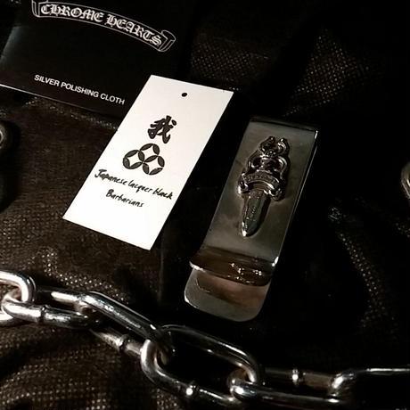 Chrome Hearts SMALL MONKEY CLIP DAGGER 正規代理店ユナイテッドアローズ京都2014ギャランティー極上美品スペシャルプライス