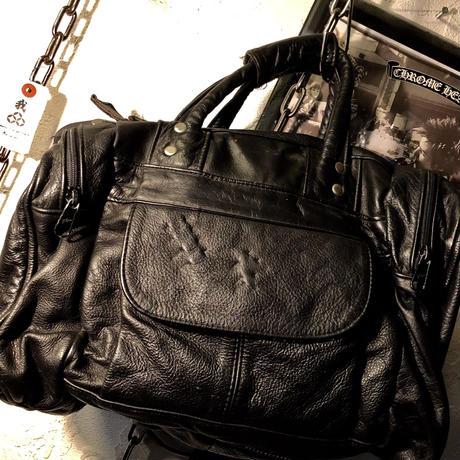 TALONジッパー80,s レアヴィンテージ ミニLeather Bag