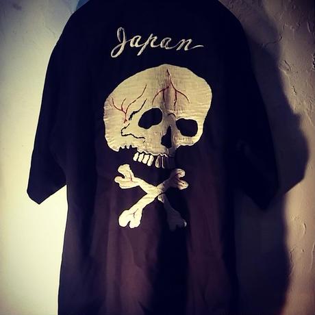 東洋エンタープライズ 背に髑髏 SUKA Shirt 美品
