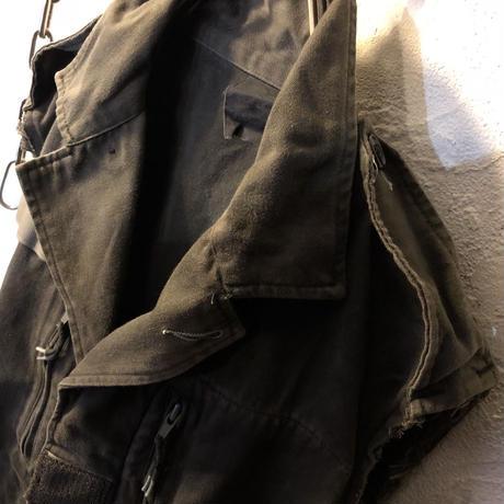 EURO Military Cutoff Sleeveless Jacket