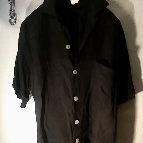 60,s vintage MADE IN U.S.A.  BOX型Rockabilly Shirt ヴィンテージ美品